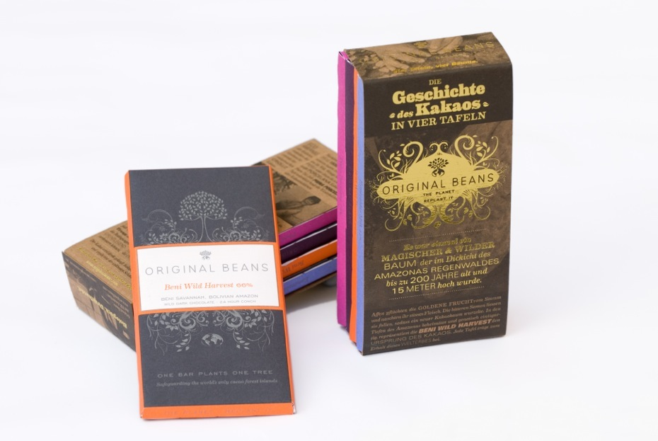 Original Beans - Schokolade - OBC_Geschenkpackung