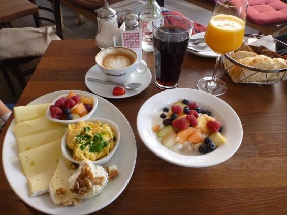 Hungriges Herz - Frühstück