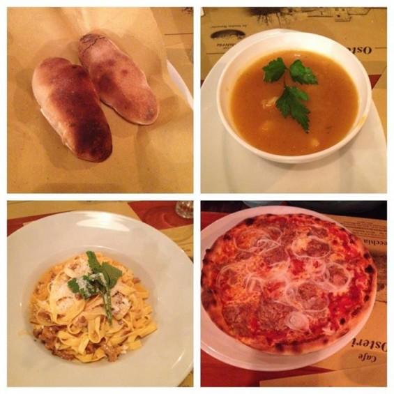 La Vecchia Masseria - italiensiches Restaurant München - Stachus