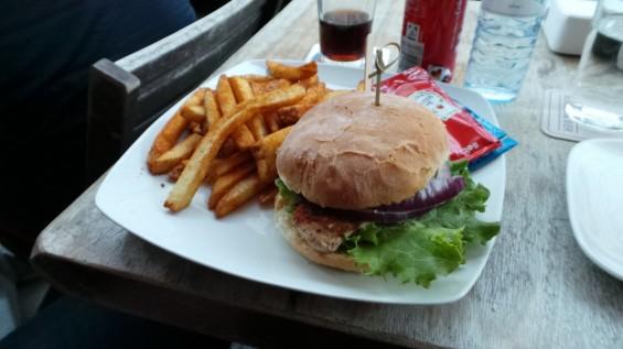 Burger und Bier