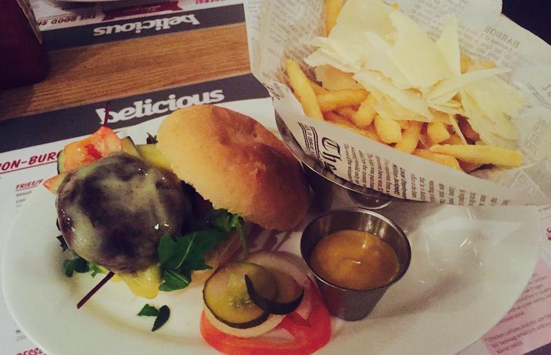 Belicious Burger in Haidhausen 2