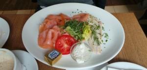 Frühstück in München