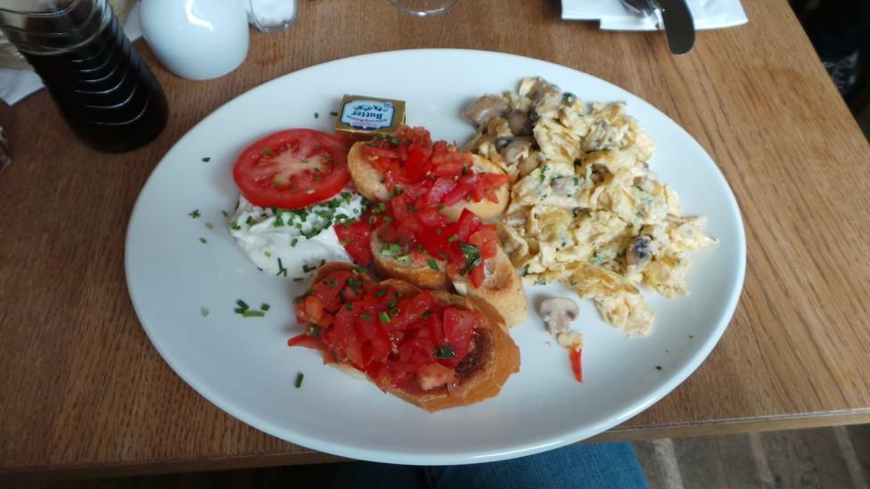 Frühstück Catwalk Bogenhausen Restaurant München
