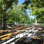 TOP TEN – Biergärten in der City