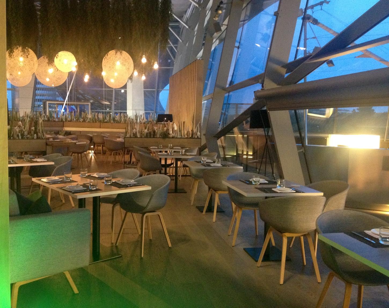 restaurant bmw welt