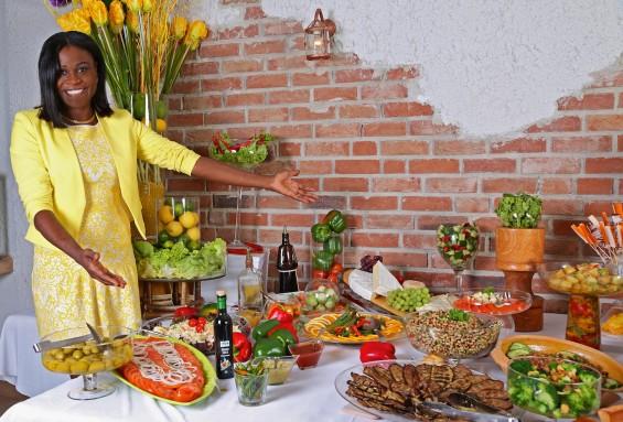 Buffet Weissmann_VIB Grill & Lounge