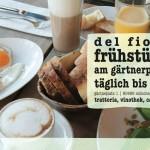 Del Fiore München Gärtnerplatz Frühstück