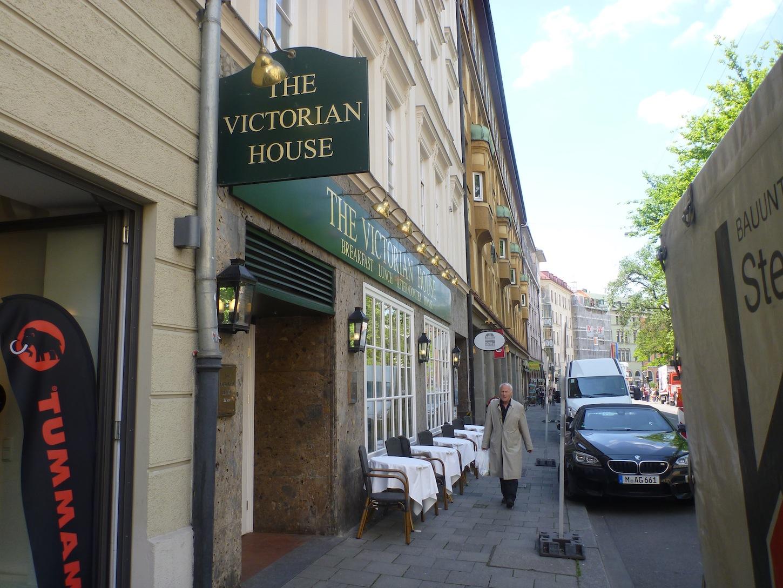 The Victorian House - Viktualienmarkt München - Biancas ...
