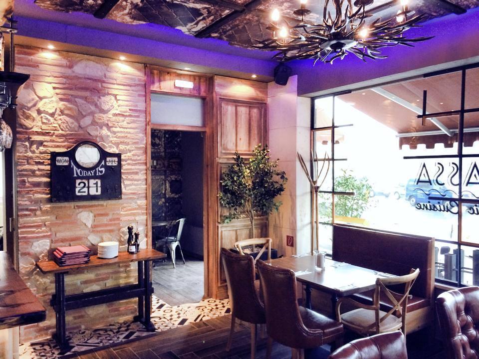 thalassa sendling grieche griechisches restaurantbiancas blog. Black Bedroom Furniture Sets. Home Design Ideas