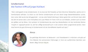 Alpenwelt Magazin Wiesntipps Zeltguide
