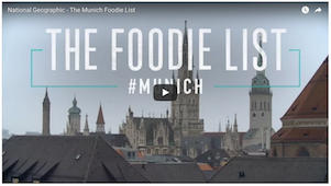 National Geographic The Foodie List