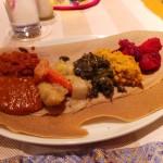 ABYSSINIA RESTAURANT TEFF – Neuhausen – äthiopisch