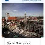 Auszeichnung als einer der schönsten Blogs Münchens 2015