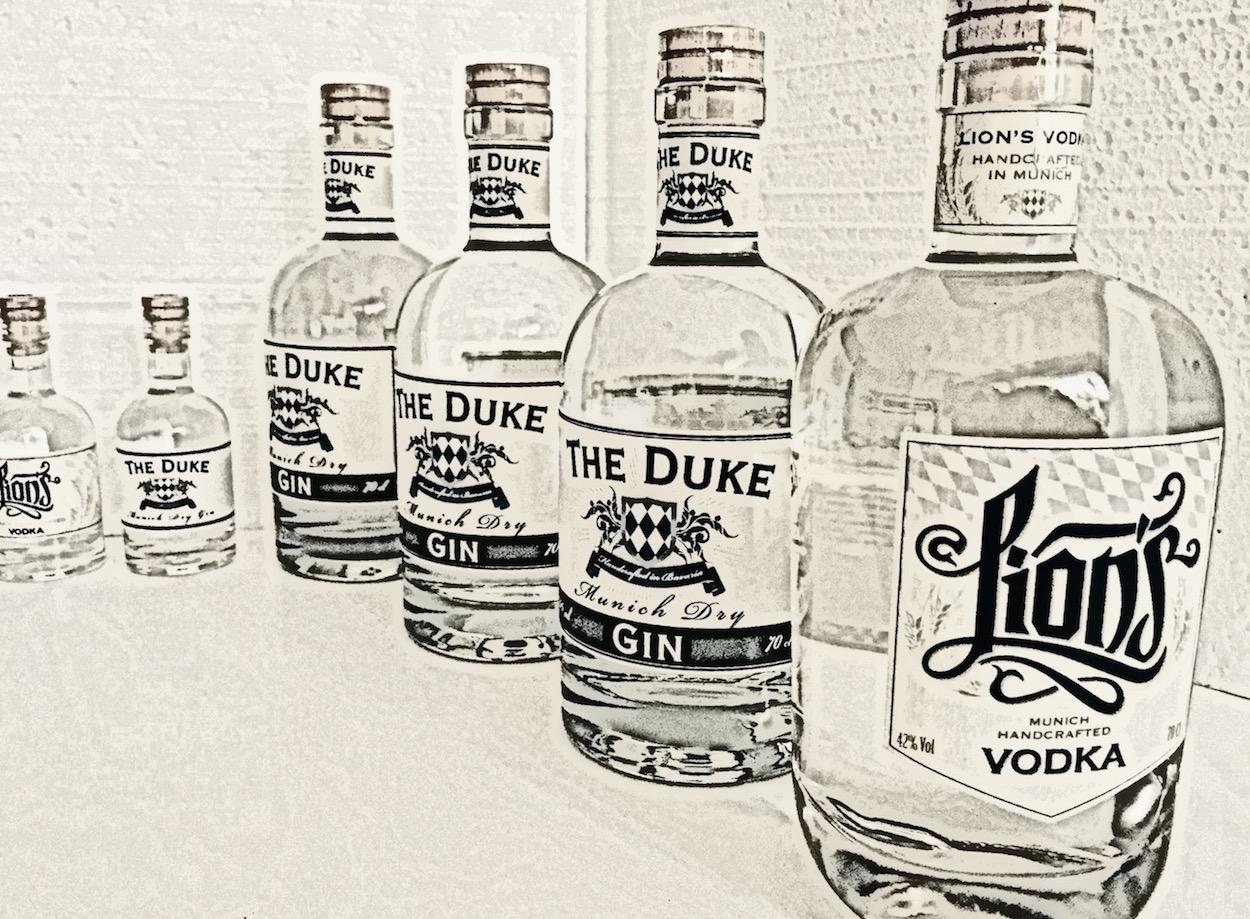 The Duke Gin   Munich Dry Gin   Biancas BlogBiancas Blog