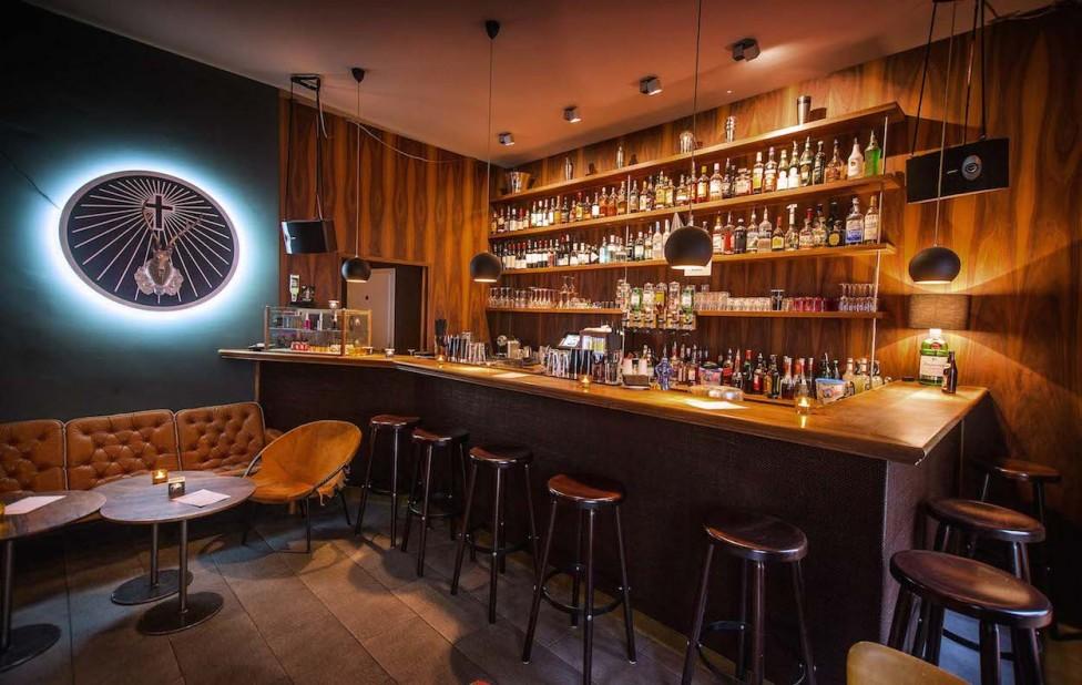Bruckmanns Bar Schwabing