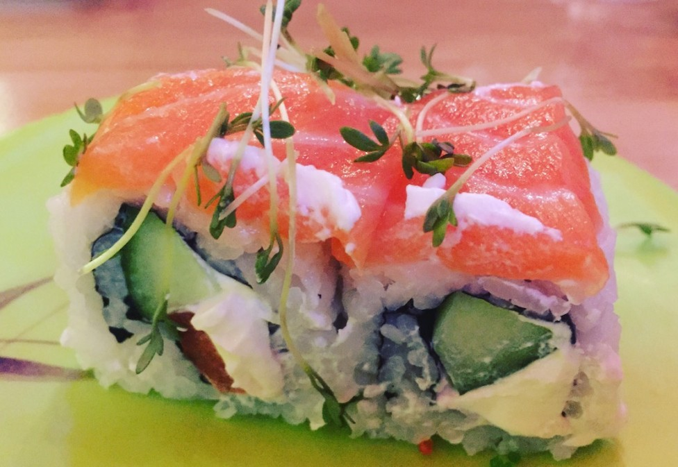 HUGit Das beste Sushi der Stadt - Asahi Running Sushi