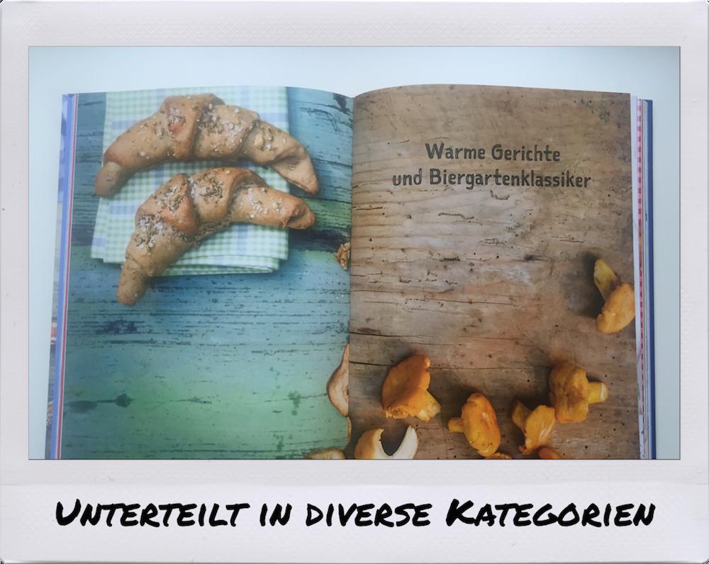 Bayerische Sommerküche : Biergarten kochbuch bianca´s blogbiancas blog