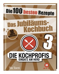 "Band 3: Das Jubiläumskochbuch ""Die 100 besten Rezepte"""