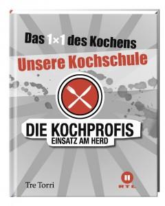 "Band 1: ""Unsere Kochschule"""