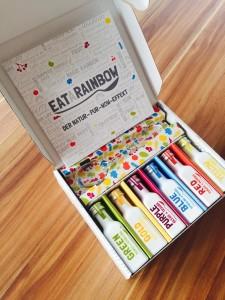 eat a rainbow - Purys - Probierpaket - 2a