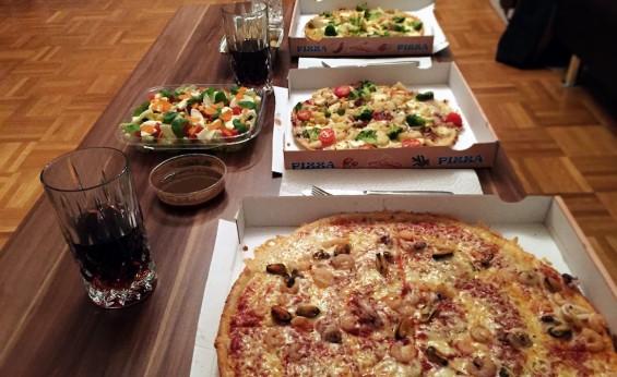 Freak´s Pizzastation - Lieferdienst - Lieferheld - 5a
