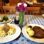 GASTHAUS RUF SEEFELD – bayerische Küche