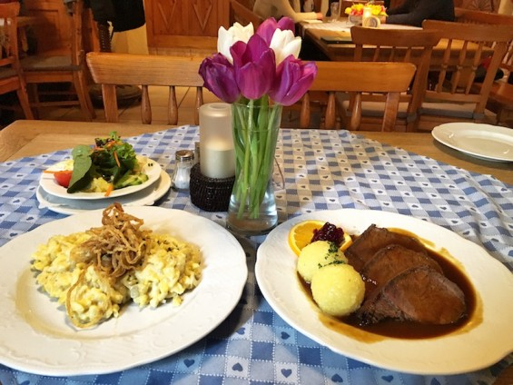 Gasthaus Ruf - bayerisches Restaurant in Seefeld am Ammersee - 9