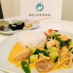 TENNO – bestellt bei DELIVEROO – Test #3