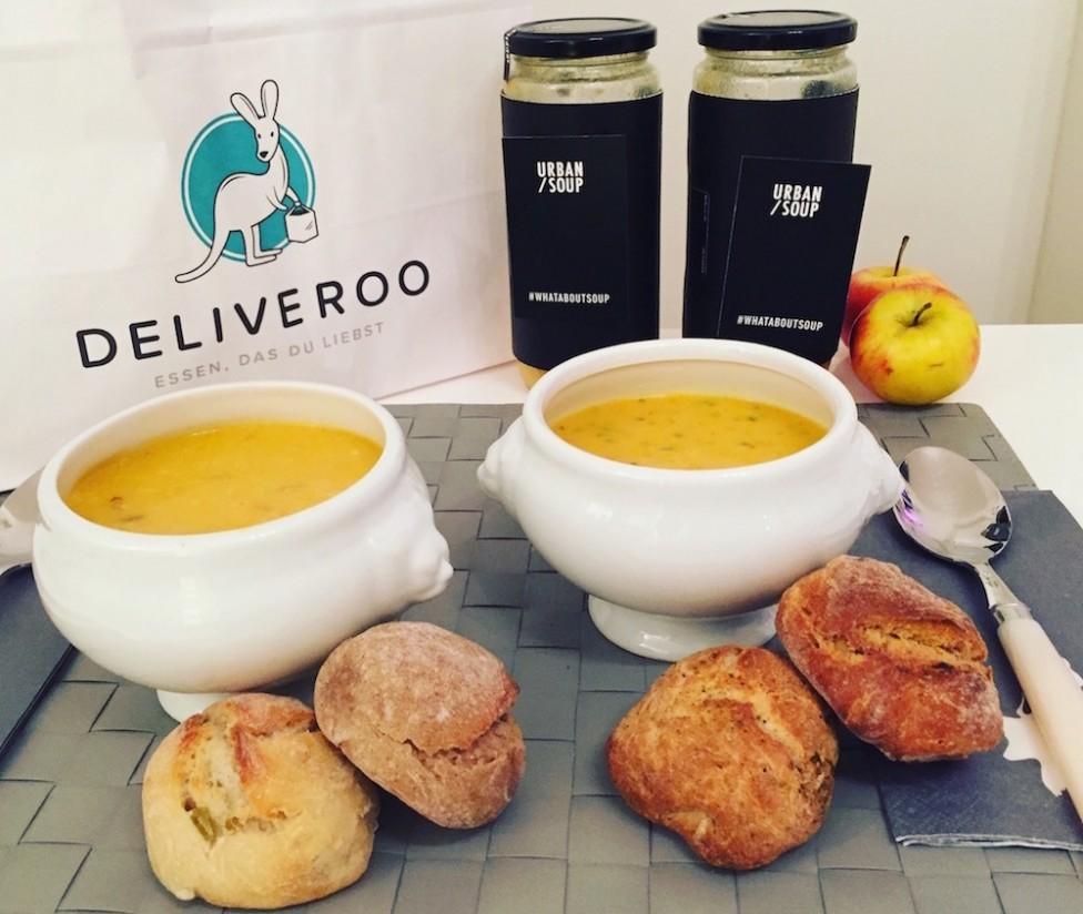 Urban Soup - Deliveroo - Lieferdienst - 2b