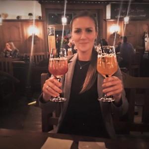 Harlachinger Jagdschlössl - Bierbrunnen und Bier Sprizzer - 4