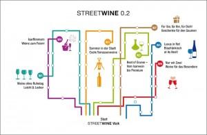 Streetwine Weinverkostung Event