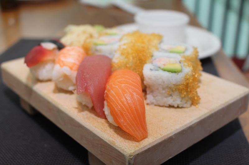 Das beste Sushi in Muenchen