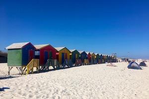 Die besten Restaurants in Kapstadt Strand mit Haeuschen