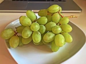 fruitme Obstlieferung Weintrauben