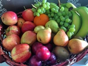fruitme Obstlieferung das Obst