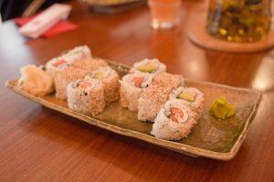 Das beste Sushi der Stadt - Sansaro