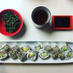 Das beste Sushi der Stadt - Shoya Pep