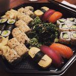 Das beste Sushi der Stadt - Wok Lieferdienst