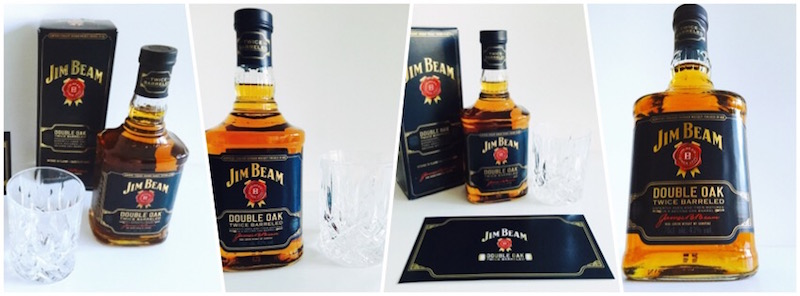 Jim Beam Double Oak 1