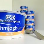 Weihenstephan Rahmjoghurt Marille – Produkttest