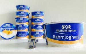 Weihenstephan Rahmjoghurt Marille 3