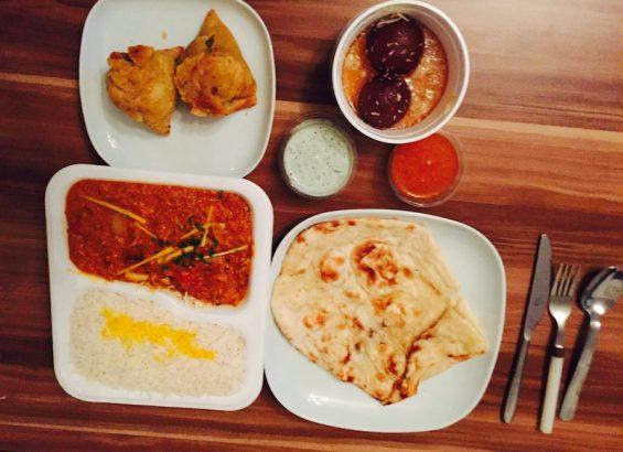 Bombay Tandoori Lieferdienstcheck Pizza de 5