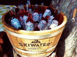 Skiwater Himbeersaft seit 1922 3