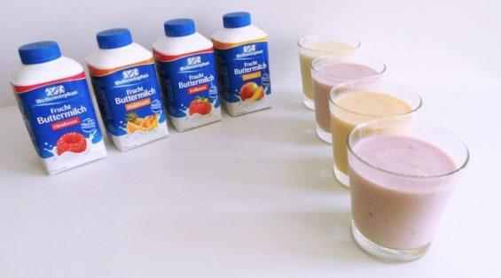 Weihenstephan Fruchtbuttermilch Produkttest_2
