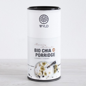 Wyld Porridge - Bio Chia Porridge Schoko Banane