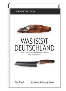 Was isst Deutschland - Cover