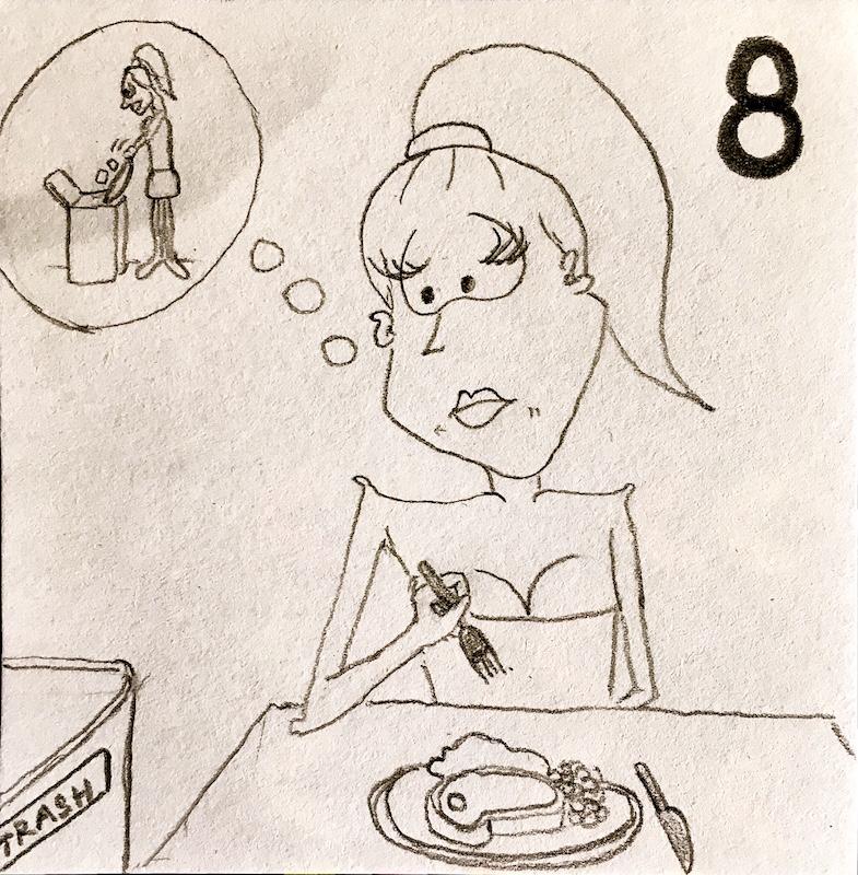 10 Fakten warum Essen besser ist als Sex 9