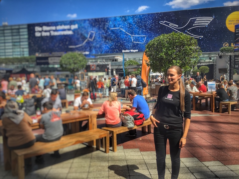 Food & Style-Festival Flughafen Muenchen