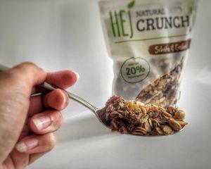 HEJ Natural Crunch Muesli 3