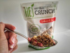 HEJ Natural Crunch Muesli 4
